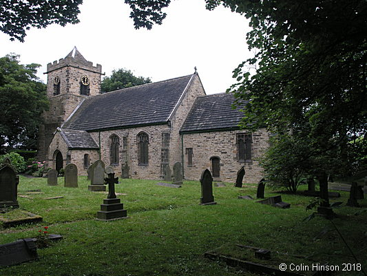 The Church of St. John the Evangelist, Upper Hopton