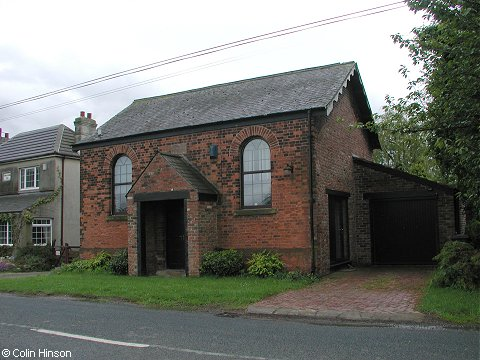 The former Wesleyan Chapel, West Haddlesey