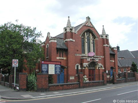 St. Andrew's Methodist Church, Wheatley
