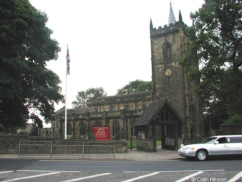 St. Mary's Church, Whitkirk