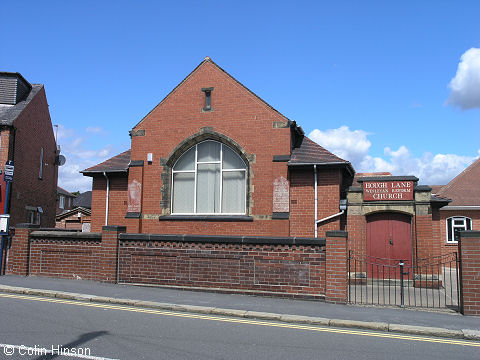The Wesleyan Reform Church, Wombwell