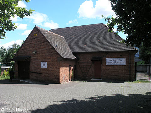 The Kingdom Hall of Jehovah's Witnesses, Wombwell