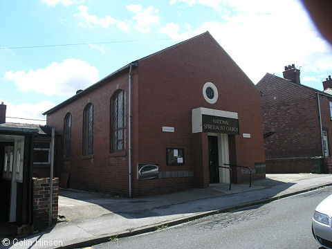 The National Spiritualist Church, Wombwell