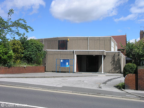 The Roman Catholic Church of St. Michael and All Angels, Wombwell