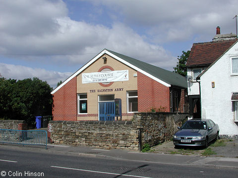 The Salvation Army Hall, Woodhouse