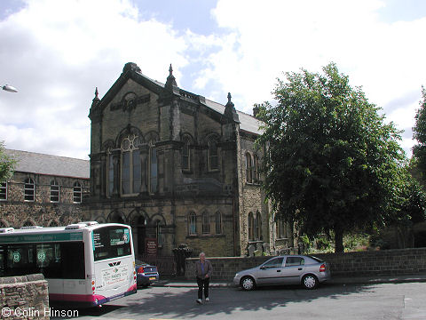 Trinity Methodist Church, Woodhouse