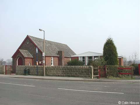 The Methodist Church, Woodsetts