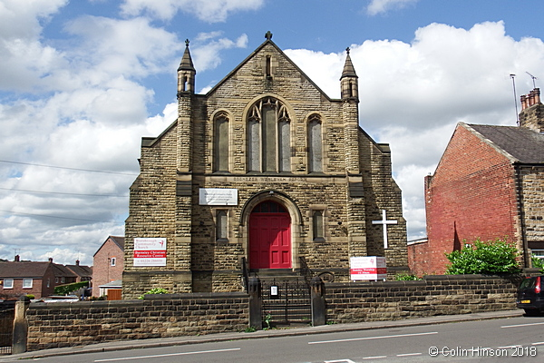 The Community Church (Wesleyan Reform), Worsbrough