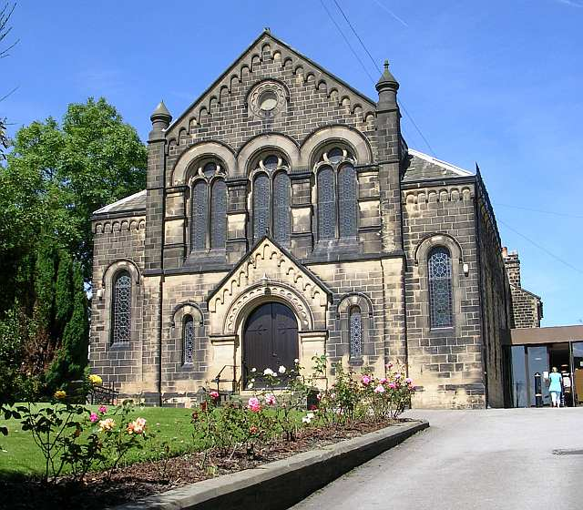 The Methodist Church, Baildon