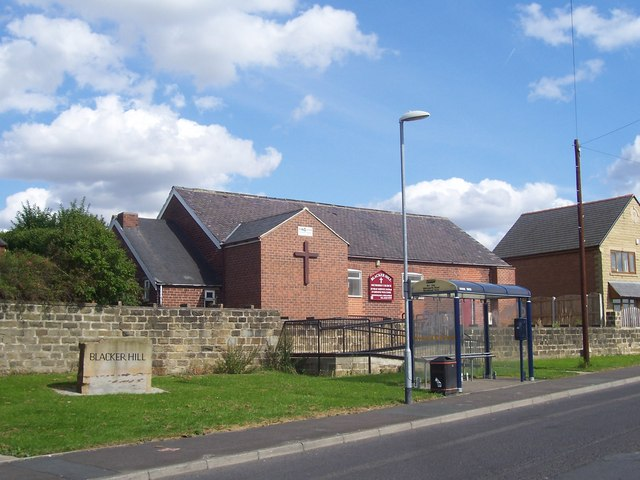 The Methodist Church, Blacker Hill
