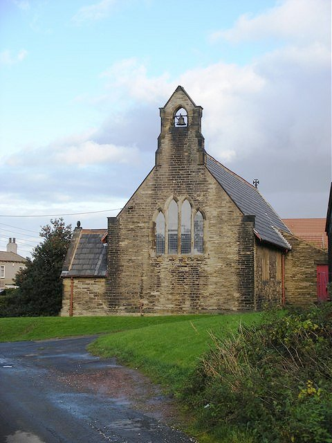 The Church of St. John the Divine, Calder Grove