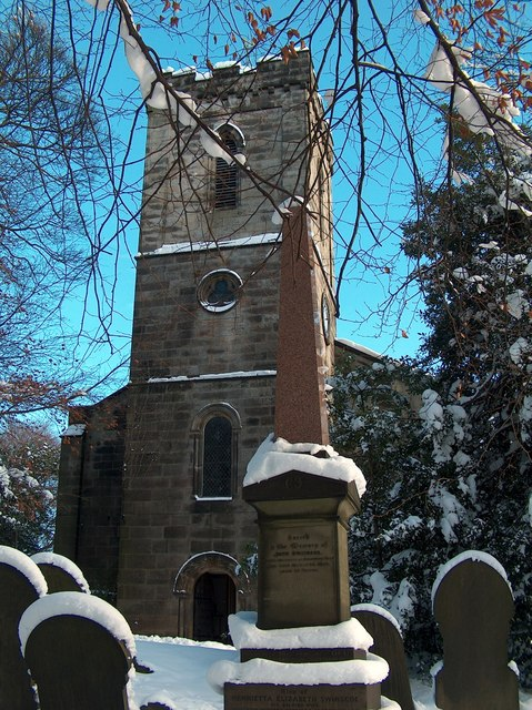 All Saints Church, Ecclesall