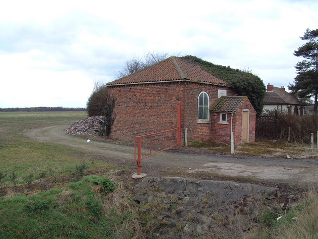 The former Methodist Church, Goodcop