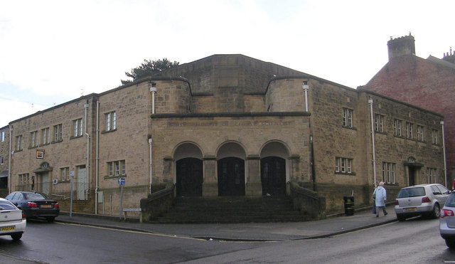 The First Church of Christ Scientist, Ilkley