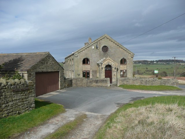 The former Primitive Methodist Church, Low Hill
