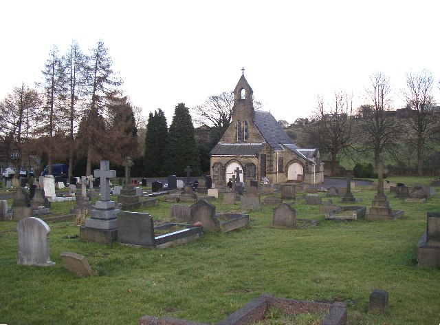 The Cemetery Chapel, Rastrick