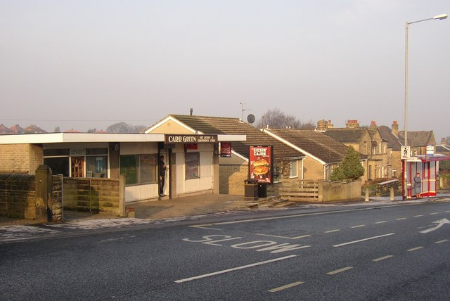 The former United Methodist Chapel site, Rastrick