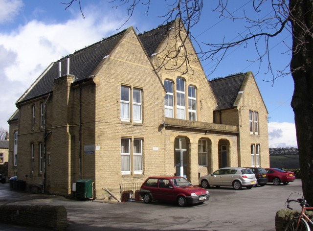 The former Quaker Friends Meeting House, Rastrick