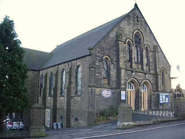 Stones Methodist Church, Rishworth