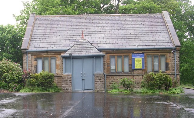 The Trinity Evangelical Church, Skelmanthorpe