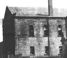 South parade Wesleyan Chapel