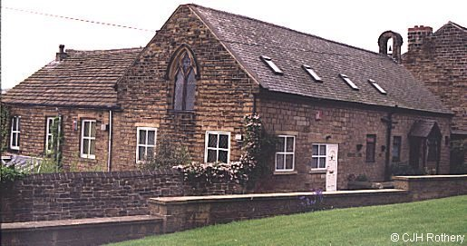 The Church of the Good Shepherd, Thornhill Edge