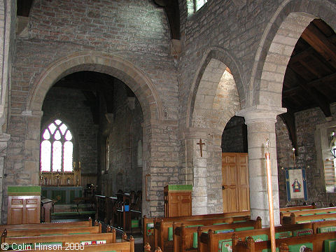 All Hallows Church, Bardsey