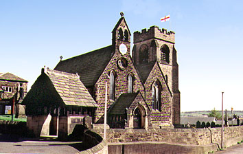 St. John the Evangelist's Church, Baildon