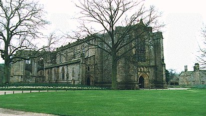 St. Mary and St. Cuthbert's Church, Bolton Abbey