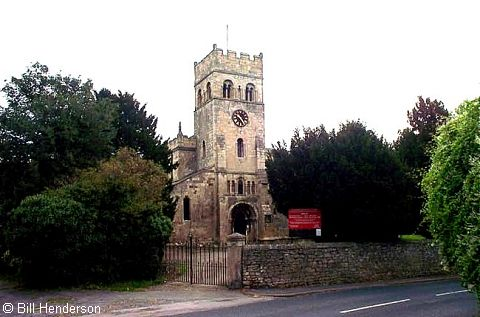 The Church of St. Mary Magdalene, Campsall