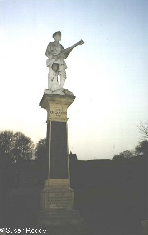 The War Memorial, Conisbrough