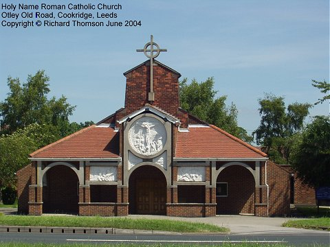 The Roman Catholic Church of the Holy Name, Cookridge