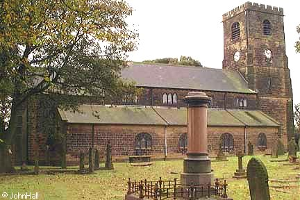 St. Michael's Church, East Ardsley