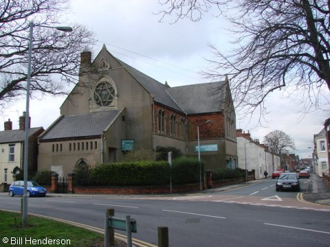 The former United Reform Church, Goole