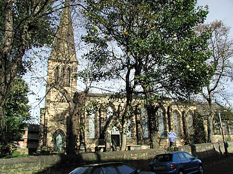 St. James's Church, Heckmondwike