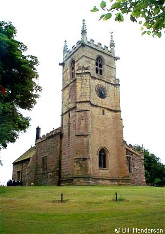 St. James's Church, High Melton