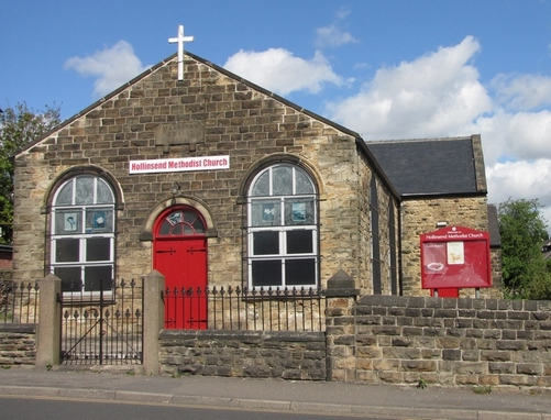 Hollinsend Methodist Church, Hollinsend