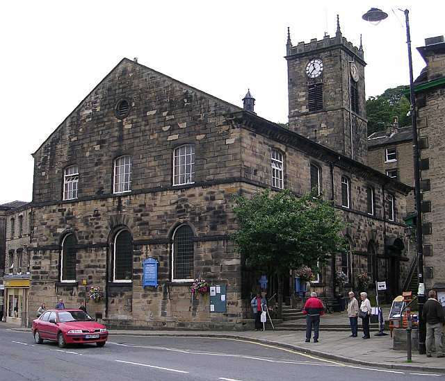 Holy Trinity Church, Holmfirth