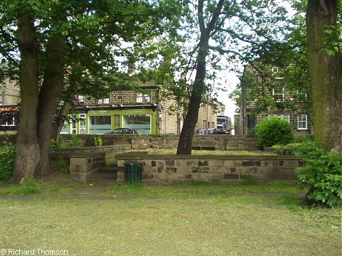 The Old Church site, Horsforth