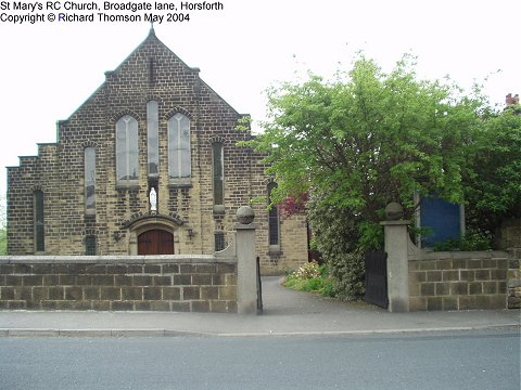 St. Mary's Roman Catholic Church, Horsforth