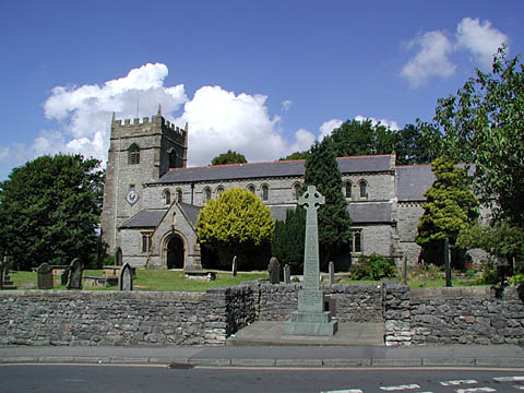 St. Mary's Church, Ingleton