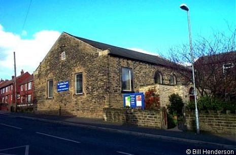The Methodist and URC Church, Kirkheaton