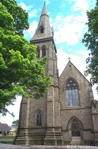Holy Trinity Church, Knaresborough