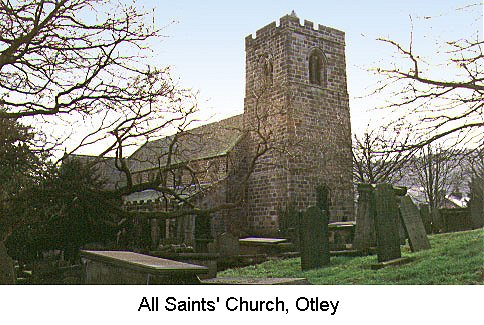 All Saints' Church, Otley