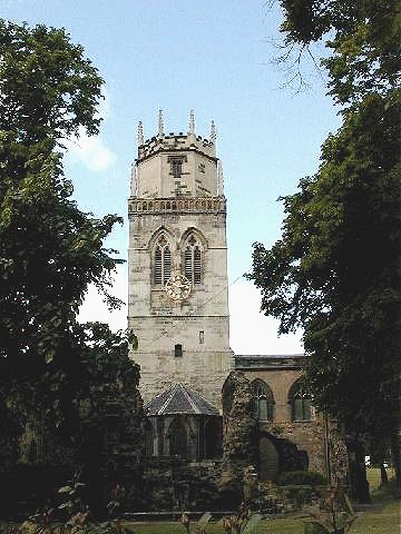 All Saints' Church, Pontefract