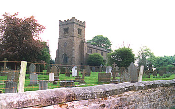 St. Peter's Church, Rylstone