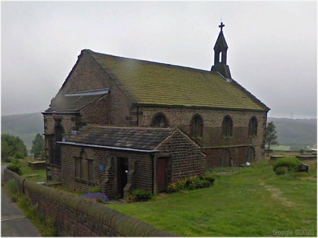 St. Thomas's Church (Heights Chapel), Heights