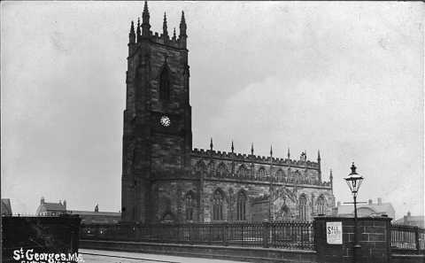 St. George's Church, Sheffield