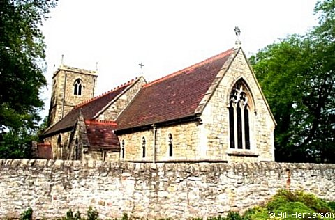 The Church of St. Michael and All Angels, Skelbrooke