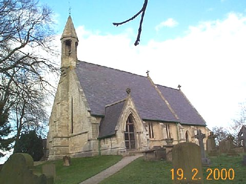 St. Wilfrid's Church, South Stainley